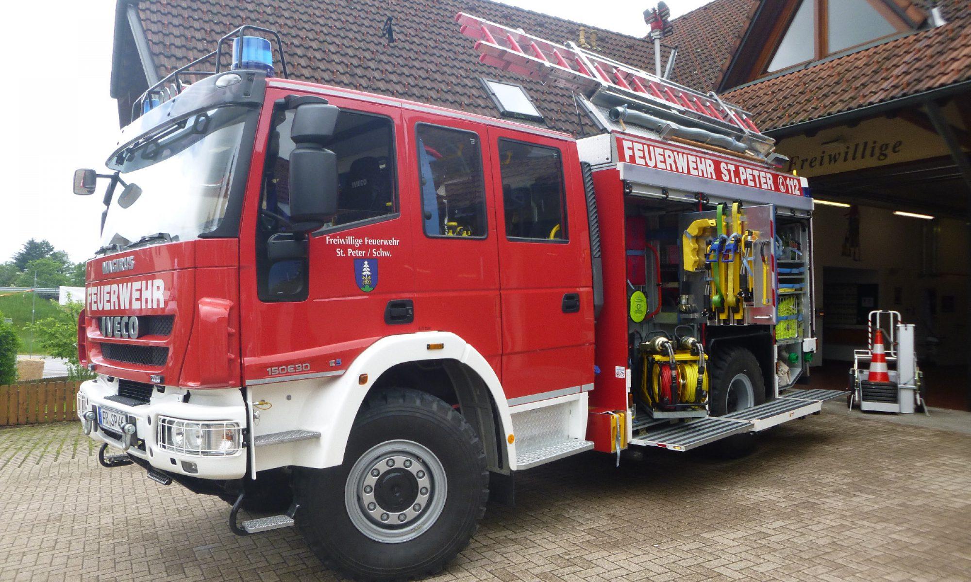 Freiwillige Feuerwehr St. Peter